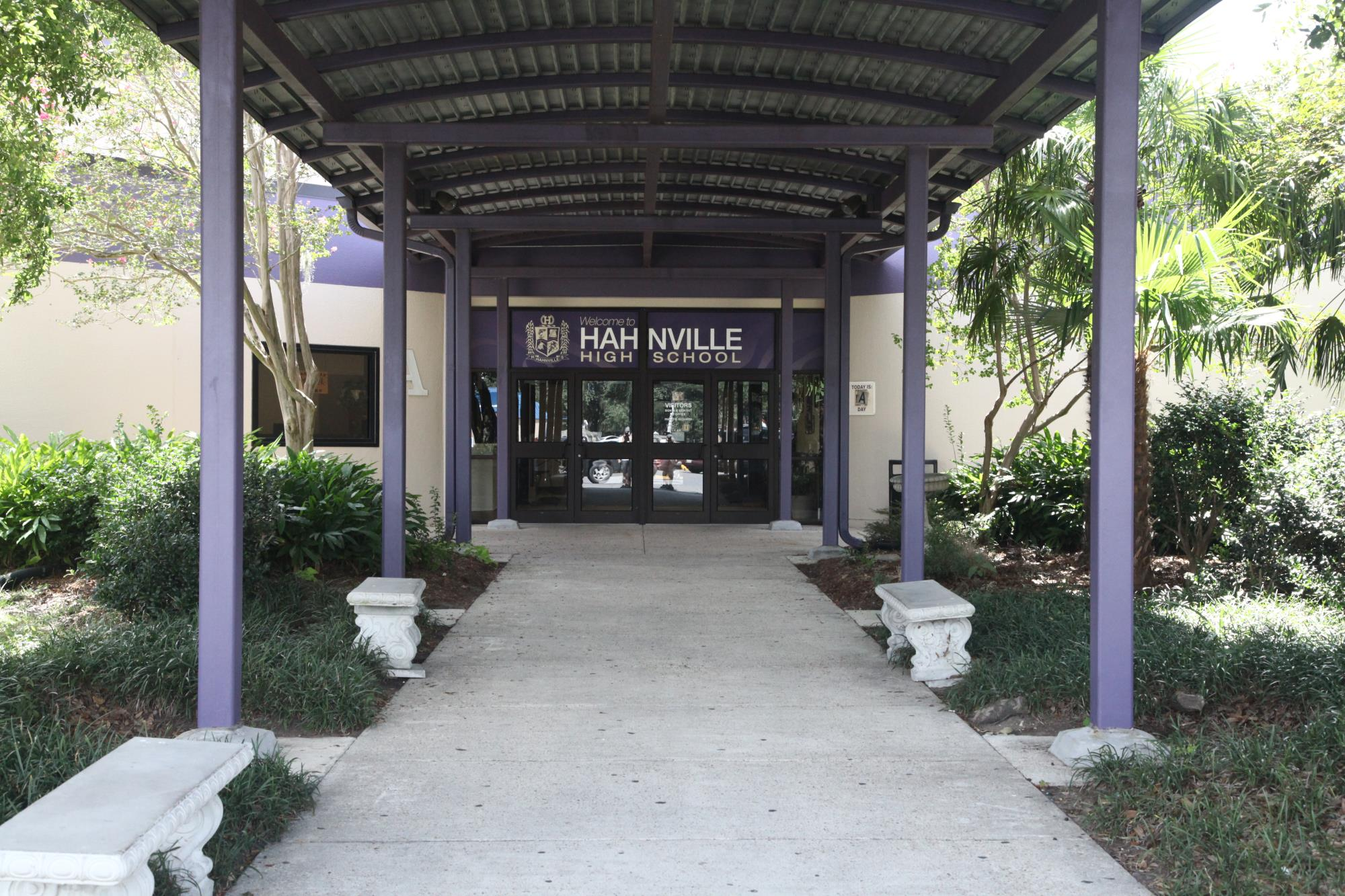 Hahnville High School